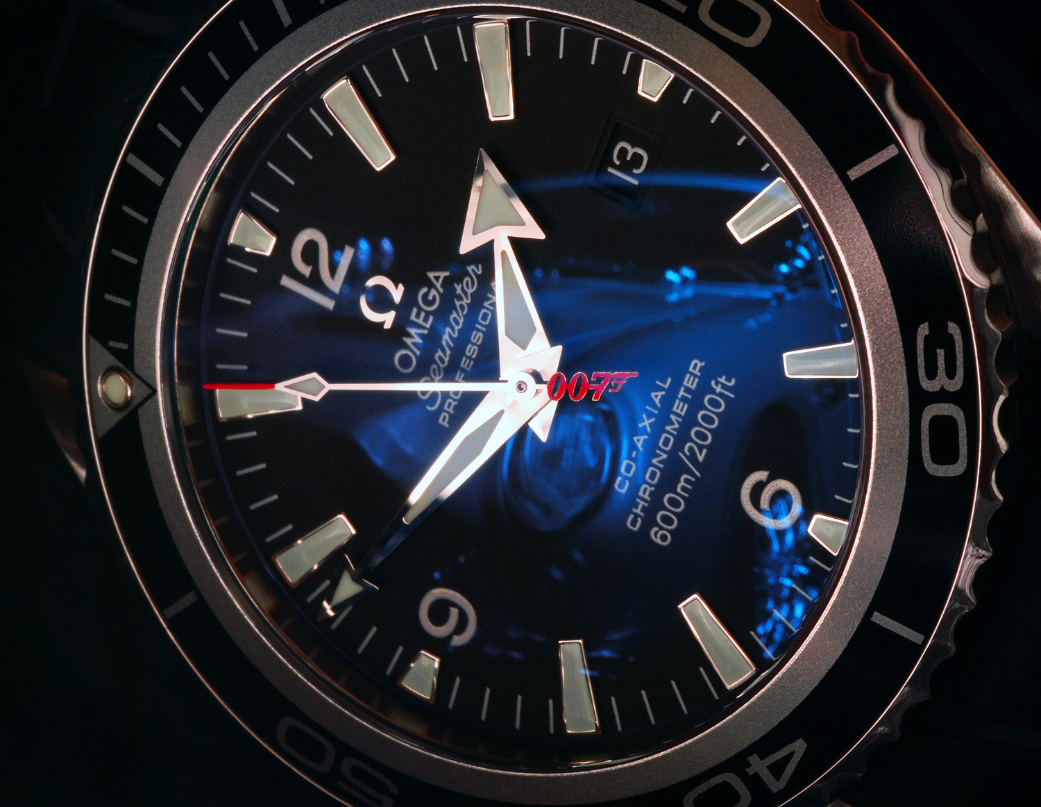 Omega Authorized Dealer >> Seamaster Planet Ocean - James Bond Watches Blog