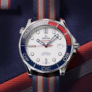 "Omega Seamaster ""Commander's Watch"" Limited Edition, reference 212.32.41.20.04.001"